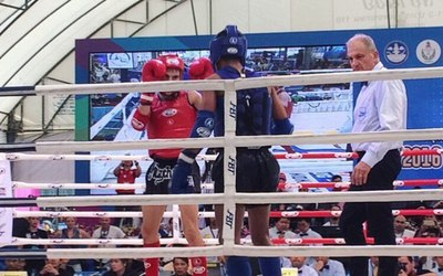 Первенство Мира по тайскому боксу 2016 в Бангкоке