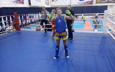 IX открытые Всероссийские юношеские Игры боевых искусств по тайскому боксу